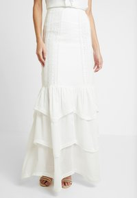 We are Kindred - SORRENTO SKIRT - Maxi sukně - ivory - 0