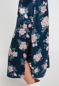 We are Kindred - FRENCHIE SLIP DRESS - Maksimekko - ink rose - 5