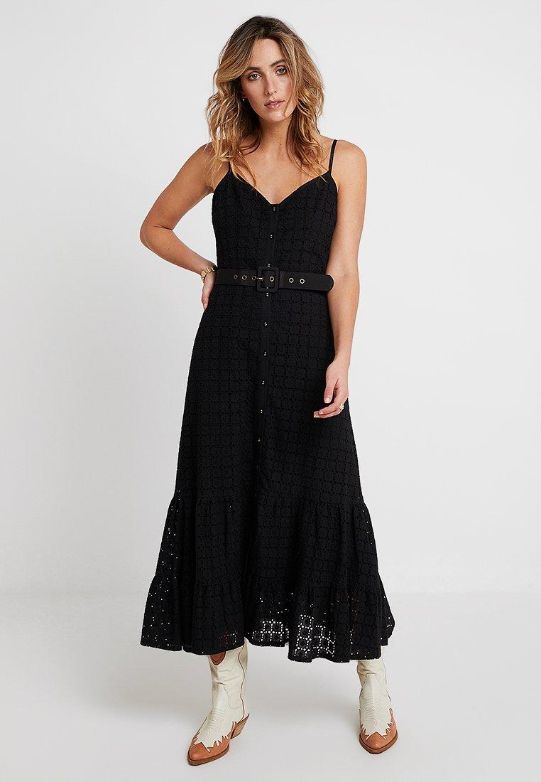 We are Kindred - SOOKIE MIDI DRESS - Długa sukienka - black