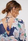 We are Kindred - JOSEPHINE MIDI DRESS - Korte jurk - water lillies