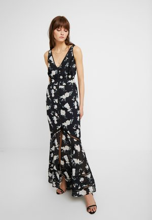 MIA MAXI DRESS - Maxikjoler - black camellia