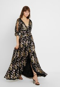 We are Kindred - HARLOW WRAP MAXI DRESS - Occasion wear - reflections - 1