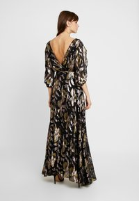 We are Kindred - HARLOW WRAP MAXI DRESS - Occasion wear - reflections - 2