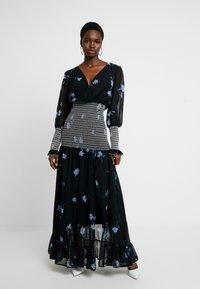 We are Kindred - HAVANA MAXI DRESS - Maxikjole - black iris - 0