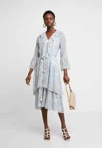 We are Kindred - AMALFI DRESS - Vestido informal - cornflower paisley - 2