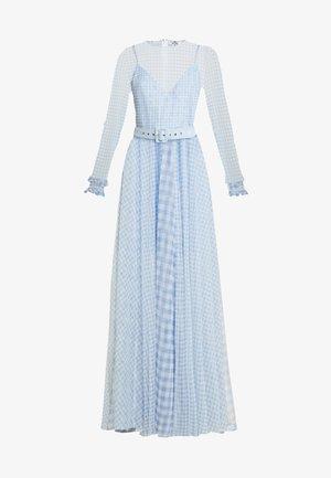 VALENCIA DRESS - Robe longue - cornflower