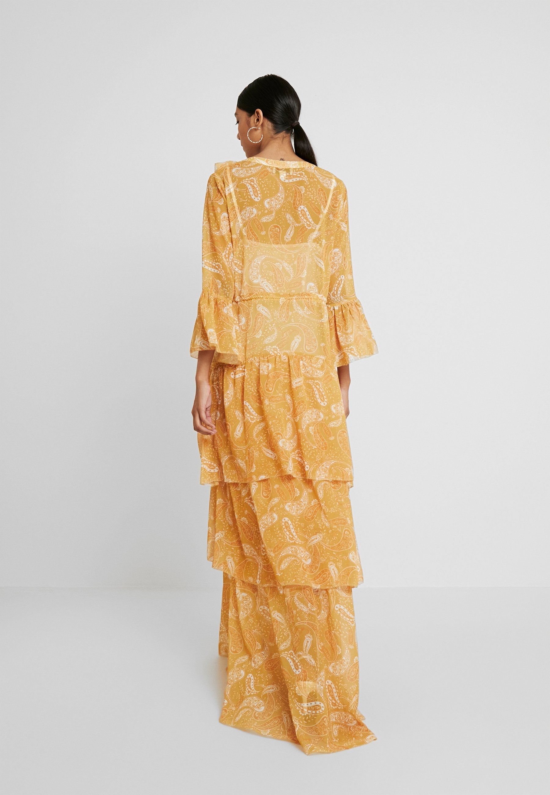 We Are Kindred Amalfi Dress - Maxi-jurk Sunflower EvgpU5f