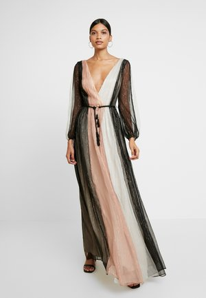 MARRAKECH DRESS - Abito da sera - black