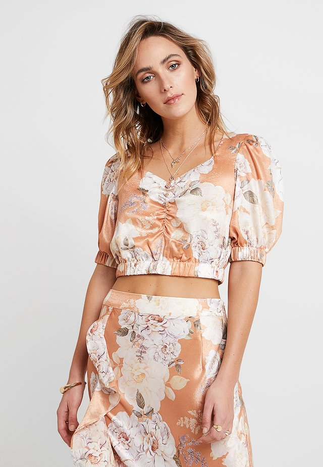 FRENCHIE - Blouse - peach blossom