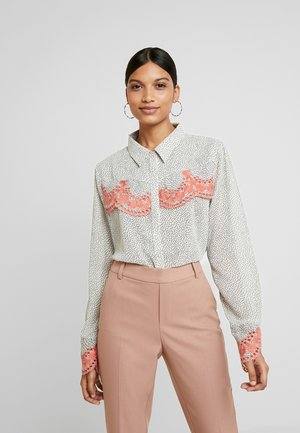ARGENTINA - Button-down blouse - flamenco