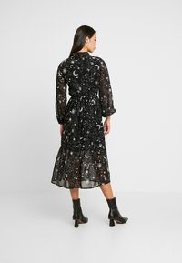 Wednesday's Girl - TIE NECK MIDAXI DRESS - Day dress - galaxy - 3