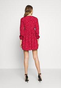 Wednesday's Girl - Robe d'été - red - 2