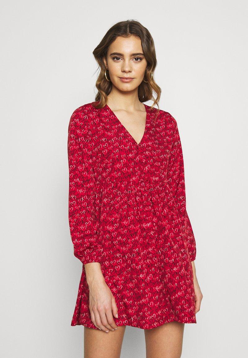 Wednesday's Girl - Robe d'été - red
