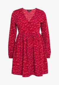 Wednesday's Girl - Robe d'été - red - 5