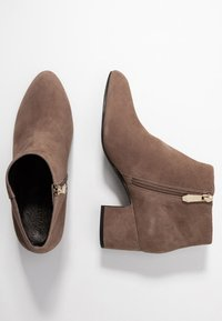What For - FIRMA - Boots à talons - light grey - 2