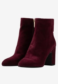 What For - MIALA - Bottines à talons hauts - dark purpl - 2