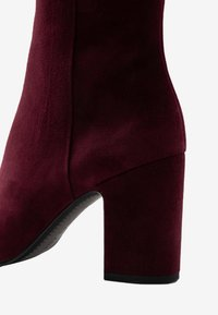 What For - MIALA - Bottines à talons hauts - dark purpl - 5