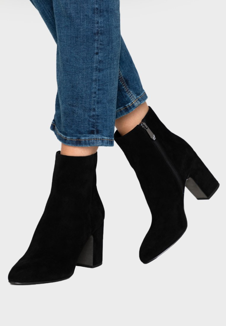 What For - MIALA - High heeled ankle boots - black