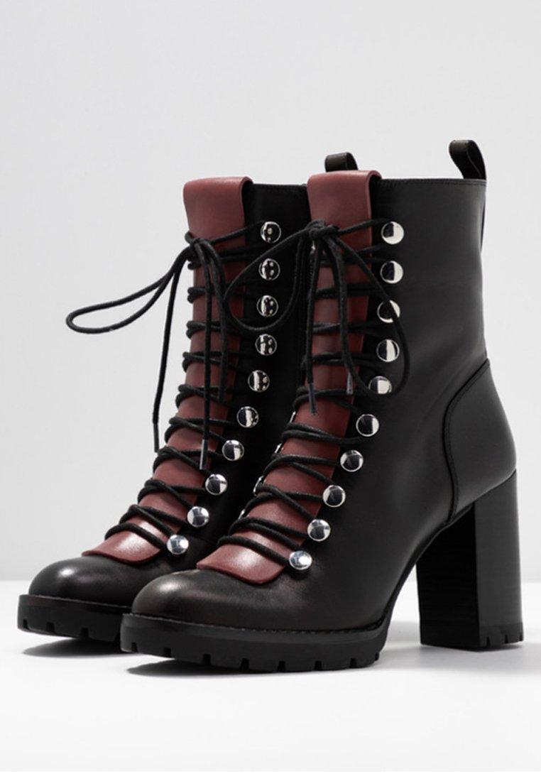 What For MADO - High Heel Stiefelette - black - Black Friday