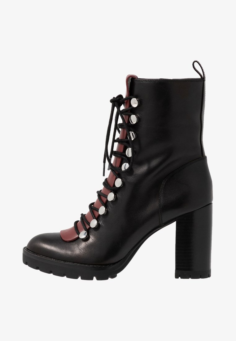 What For - MADO - High heeled ankle boots - black
