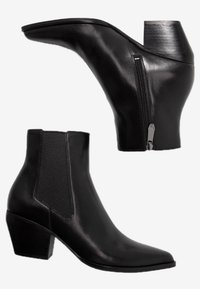 What For - SCAVO - Boots à talons - black - 2