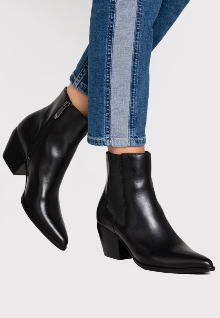 What For - SCAVO - Boots à talons - black