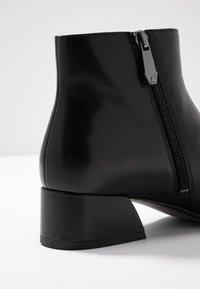 What For - LYNETTE - Boots à talons - black - 6