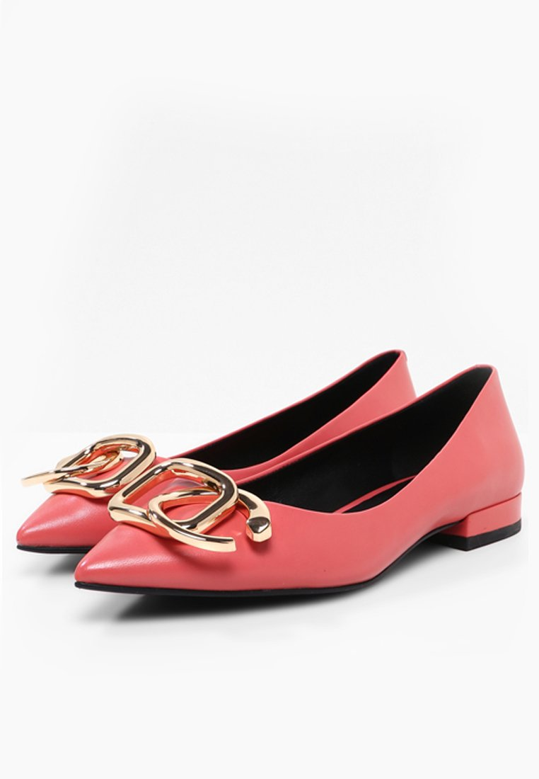What For Ballerines - coral