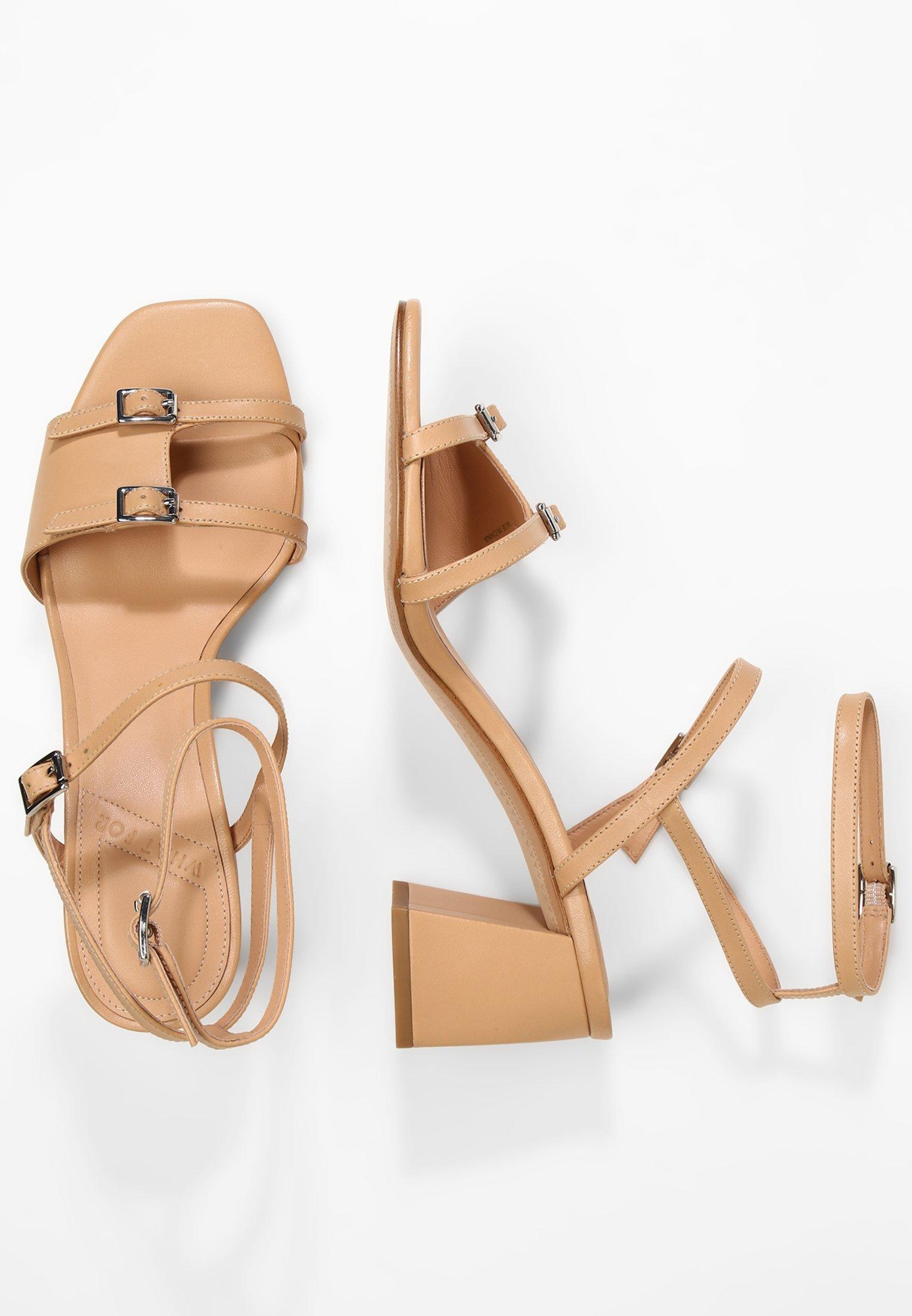 What For Sandales classiques / Spartiates - light camel