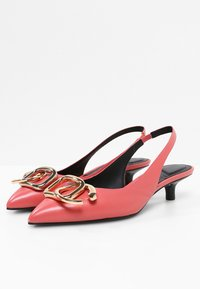 What For - Ballerines - coral - 3
