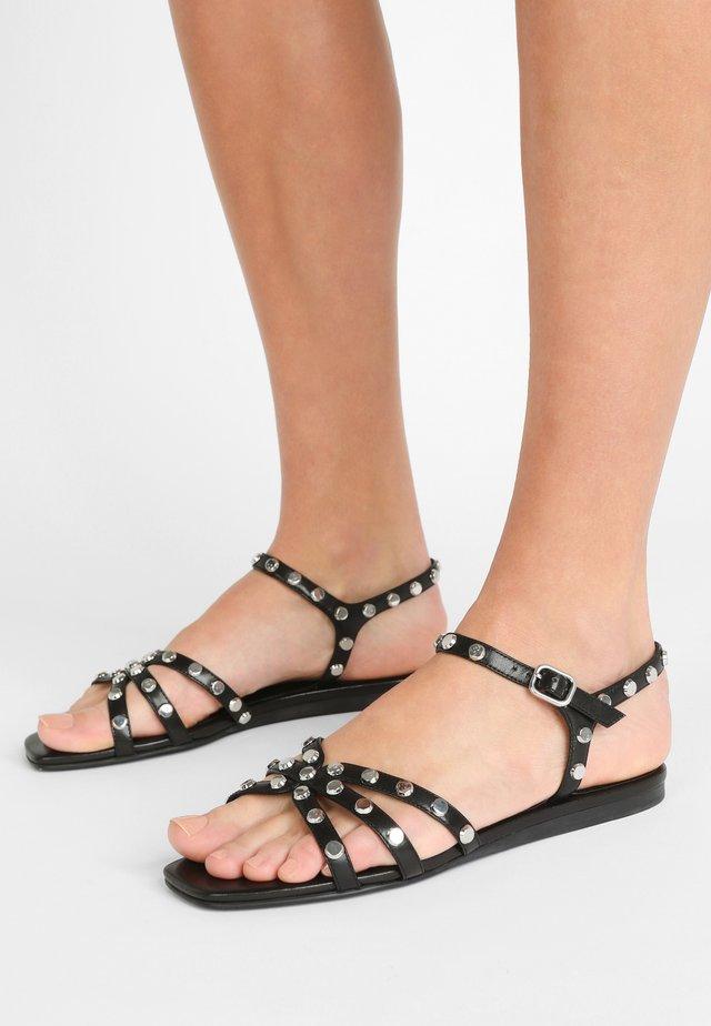 WILDE - Sandals - black