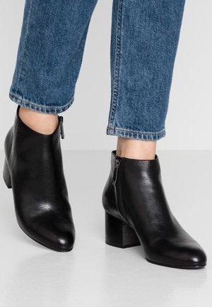 MARYLIN - Boots à talons - black