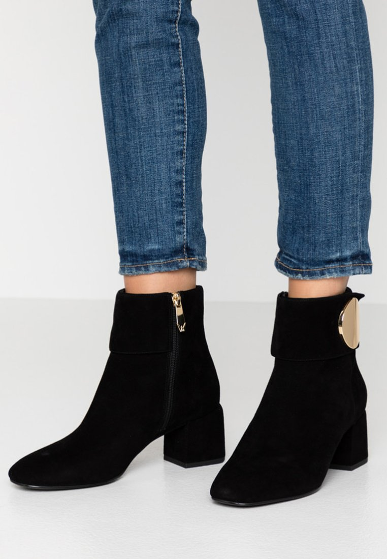 What For - Classic ankle boots - black