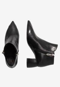 What For - Boots à talons - black - 2