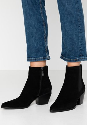SCAVO - Boots à talons - black