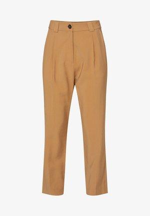 TOMA - Pantalon classique - light brown