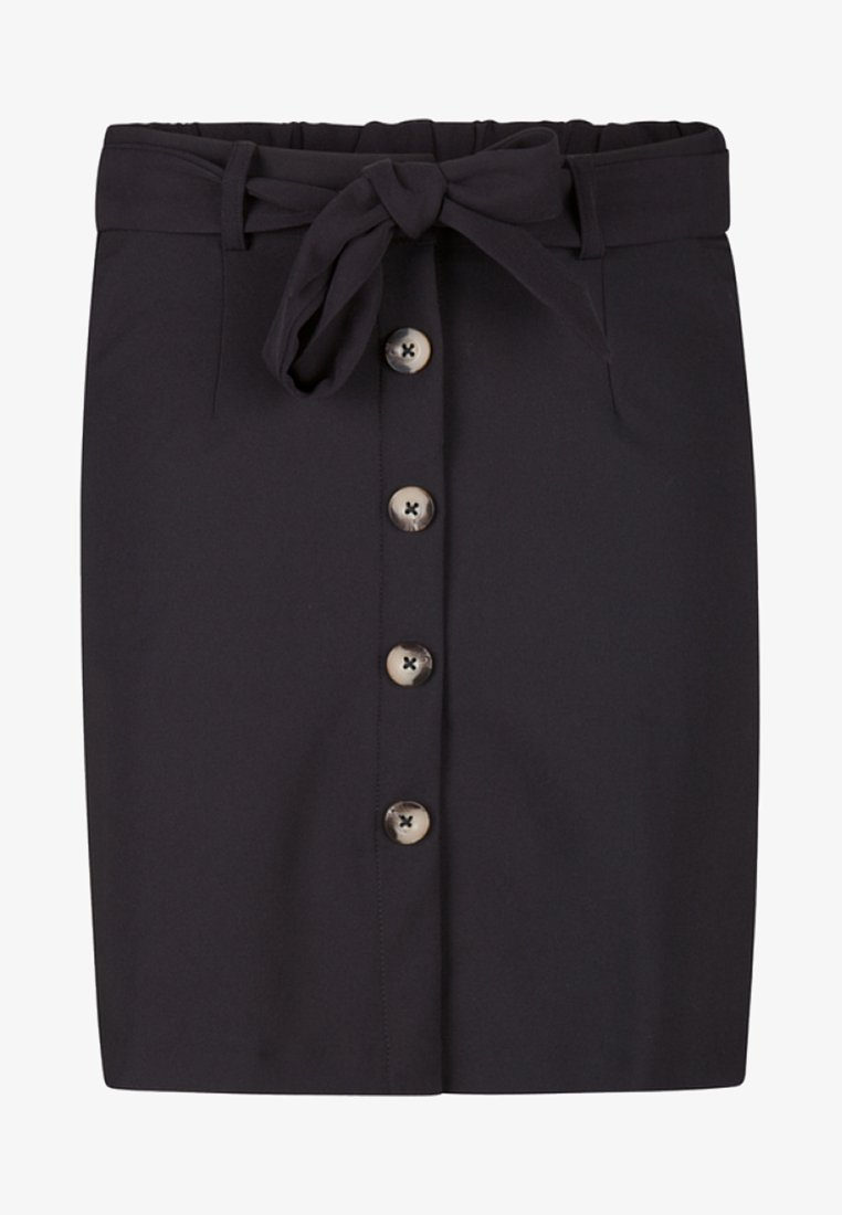 WE Fashion - Pencil skirt - black
