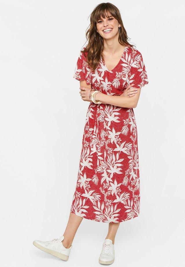 MIT MUSTER - Vestido informal - red