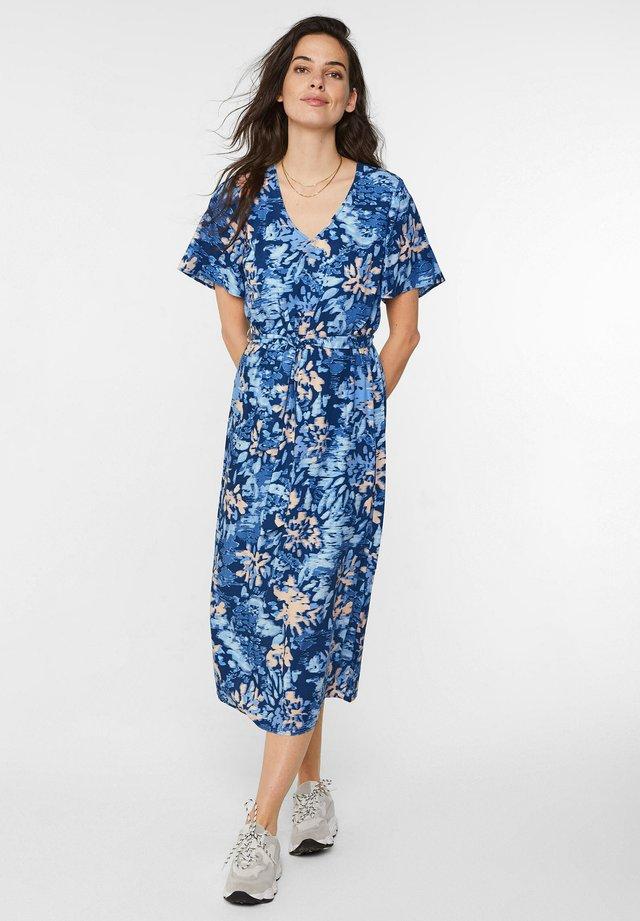 MIT MUSTER - Vestido informal - blue
