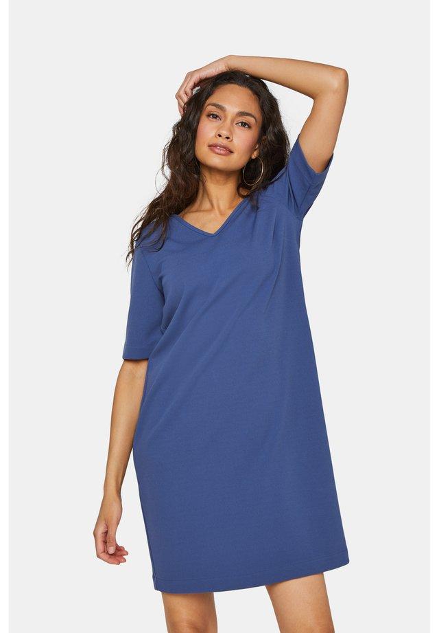 Vestido informal - greyish blue