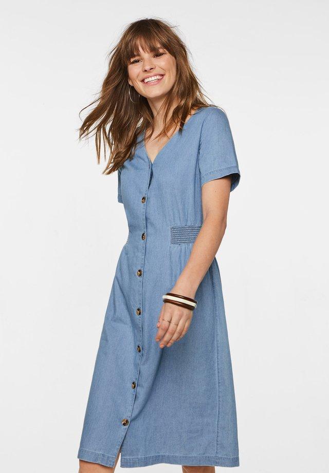Sukienka jeansowa - light blue