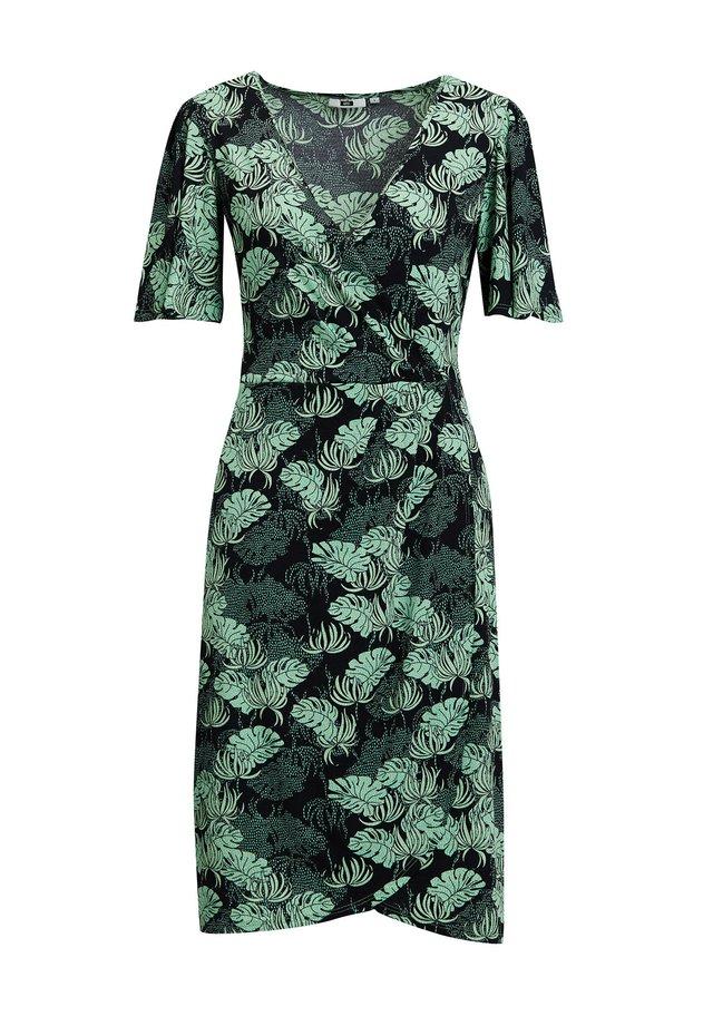 MET BLADERENDESSIN - Sukienka letnia - green