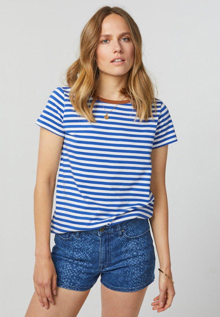 WE Fashion - T-Shirt print - royal blue