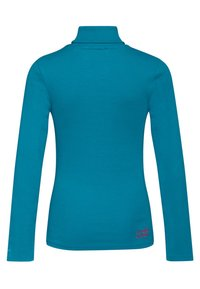 WE Fashion - Long sleeved top - turquoise - 1
