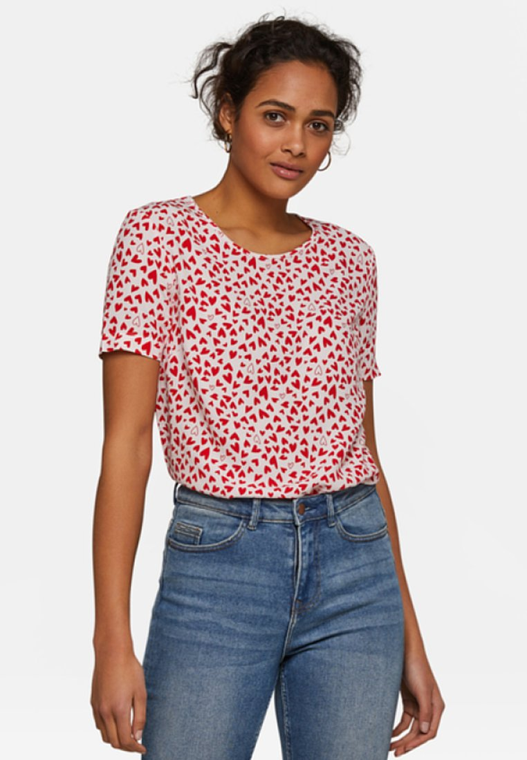 WE Fashion - Bluse - red