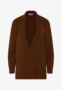 WE Fashion - Cappotto corto - cognac - 4