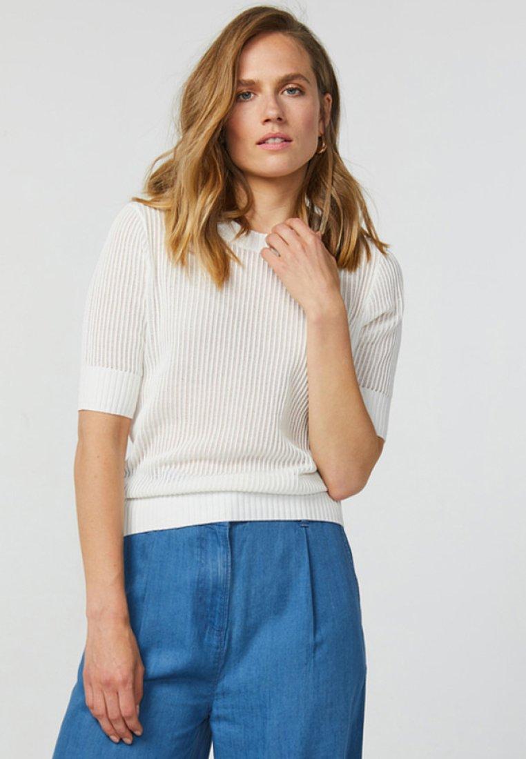 WE Fashion - Jumper - white