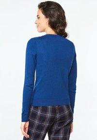 WE Fashion - Gilet - blue - 2