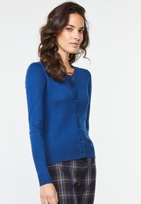 WE Fashion - Gilet - blue - 0