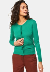 WE Fashion - Gilet - green - 2